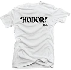 Best price on Hodor Game Of Thrones T-shirt //    Price: $ 29.99  & Free Shipping Worldwide //    See details here: http://sevenkingdomsmart.com/product/game-of-thrones-t-shirt-men-inspired-hodor-quote-mens-new-t-shirt-2-colours-cotton-tshirts-products-printed-tees/ //    #gameofthrones #gameofthronesfamily #gameofthroneshbo #gameofthronesfanart #gameofthronesfan #gameofthronesmemes #gameofthronesfans #gameofthronesmarathon #gameofthronestour #gameofthronesaddict