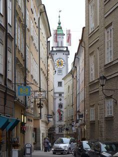 Ayuntamiento de Salzburgo.