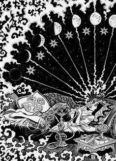 opium dreams?