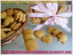 ΚΟΥΛΟΥΡΑΚΙΑ ΜΕ ΙΝΔΙΚΗ ΚΑΡΥΔΑ ΝΗΣΤΙΣΙΜΑ!!! - Νόστιμες συνταγές της Γωγώς! Greek Sweets, Coconut Cookies, Cookie Recipes, Cereal, Almond, Muffin, Vegan, Cooking, Breakfast