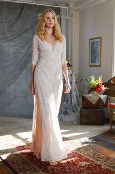 Clementine weddings pinterest claire pettibone bridal gowns announcing the launch of claire pettibone romantique little white dress bridal shop denver junglespirit Image collections