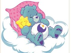I got: Bedtime Bear! Which Care Bear Are You?