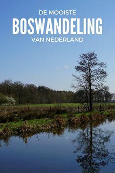 """Uit de wandelgids """"De mooiste boswandelingen van Nederland"""" wandelde ik de route bij Stramproy Holland, Hiking Routes, Nature Adventure, Weekends Away, Walkabout, Vietnam Travel, Where To Go, Day Trips, Places To See"""