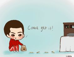 The Sterek & More Collection - Derek Hale's No Good, Very Bad Day.