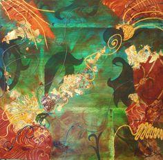 Art nouveau by Roberta Harris
