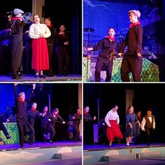 🌂Mary Poppins Out on the roof tops, step in time. First school matinee. Sneak peek before opening night June Don't forget to get… Mary Poppins Costume, Roof Tops, Chimney Sweep, Julie Andrews, Opening Night, Costume Design, Theatre, Musicals Broadway, Costumes