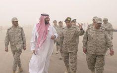 KSA Defence Minister Prince Mohammad Bin Salman