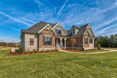 Providence Downs South Lot 190 - New Custom Home For Sale in Waxhaw, NC - Grandfather Homes