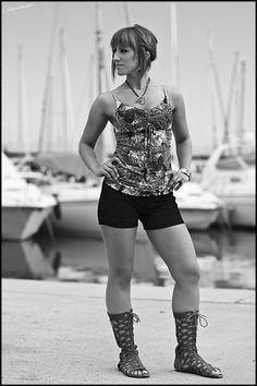 Marina Street  Modelo: Joana Vallverdu MUA: Sònia Pérez Hair: Laly Vallverdu Stylism: Xavi Carol Photo & Edit: Xavi Carol  blog.lalquimista.net