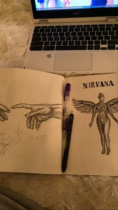 Cool Art Drawings, Pencil Art Drawings, Art Drawings Sketches, Indie Drawings, Arte Grunge, Grunge Art, Pretty Art, Cute Art, Arte Sketchbook