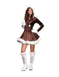 Glinda costume teen