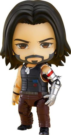 2021-10-Cyberpunk 2077 Nendoroid Action Figure Johnny Silverhand 10 cm – Geeky AF Adventure Rpg, Cyberpunk 2077, Good Smile, 16 Year Old, Duffel Bag, Samurai, Video Game, Action Figures, Things To Come