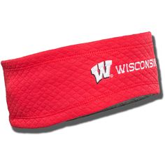 Under Armour Women's Wisconsin Headband (Red) *
