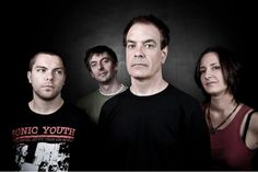 One of the most underrated songwriters of all time, David Gedge, and his band. My life wouldn't be the same without The Wedding Present...