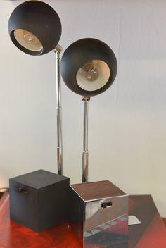 Mid Century Vintage Lightolier Lytegem Desk Lights on Etsy, $159.00