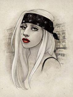 Lady Gaga my idool!!