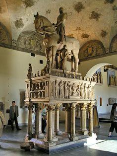 Museo d'Arte Antica del Castello Sforzesco di Milano