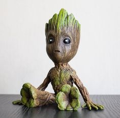 41db5f7636d14 Best selling Cute Baby Groot Avengers Infinity war Marvel Guardians of the  Galaxy 3D printed hand