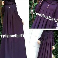 Pleated cilbab😍EN SOLD COLORS - Button snap fastener or zipper 🤐 made by request 🎀 Payment transferable 🎀 🎀 black navy blue green purple mink mink and 20 colors için For Information and Order 🎀 whatsap 05385161787 # islamitesettur Abaya Fashion, Muslim Fashion, Modest Fashion, Fashion Dresses, Hijab Evening Dress, Hijab Dress, Evening Dresses, Mode Abaya, Modele Hijab