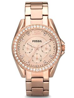 FOSSIL RILEY Watch   ES2811