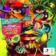 "Vem ver Pitbull, Jennifer Lopez e Claudia Leitte no tema da Copa Do Mundo FIFA 2014, ""We Are One (Ole Ola)"""