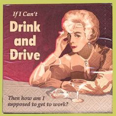 drink and drive conundrum