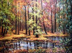 (2) Gallery.ru / Фото #7 - Осень. Художница Anca Bulgaru - Anneta2012