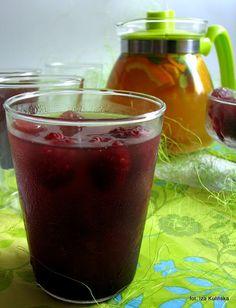 Smaczna Pyza: Napój z trawy cytrynowej i owoców