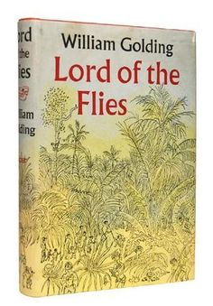 #8 - The Lord of the Flies by William Golding  I have read