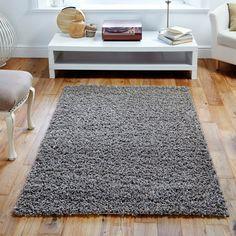 elsa shaggy rugs in beige