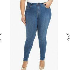 Stretchy skinny jeans Size 22 plus size Jeans Skinny