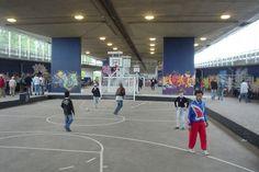 NL Architects A8ernA - Sports facilities