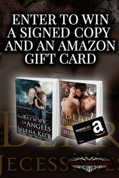 Win a $100 Amazon Gift Card and Signed Paperbacks from Selena Kitt