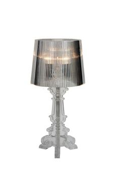 Kimber Clear Acrylic Small Lamp by PANGEA/home on @HauteLook