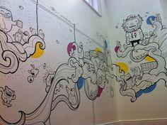 Cow Wall Murals - Get A Loada Geo