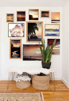 Modern Ideas For Beach House Decor – Coastal Decor Beach Cottage Style, Coastal Style, Beach House Decor, Coastal Decor, Coastal Living, Tropical Home Decor, Tropical Houses, Tropical Interior, Tropical Colors