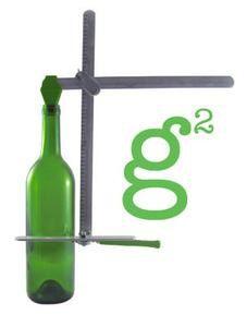 Generation Green g2 Bottle Cutter por TheGrinderShop en Etsy