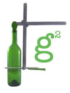 Generation Green g2 Bottle Cutter por TheGrinderShop en Etsy