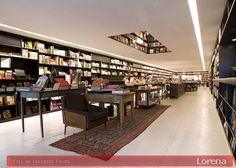 The Livraria da Vila bookstore in Sao Paulo, Brazil