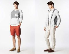 Looks from the Spring Summer 2013 collection via @Selectism