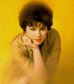 Patsy Cline--today Sept. 12, 2012 would have been Patsy's 80th birthday.  Thank you Patsy for your beautiful music that will be listened to forever.