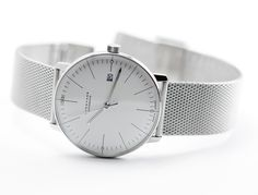 Znalezione obrazy dla zapytania max bill automatic watch