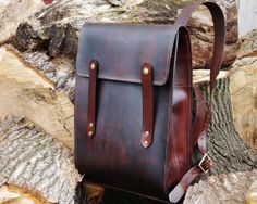 Hey, I found this really awesome Etsy listing at http://www.etsy.com/listing/129848310/leather-backpack-lg-rucksack-style-hard