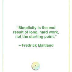 Simplicity is an ongoing process. Work Hard, Literature, Quotes, Instagram, Literatura, Quotations, Qoutes, Hard Work, Shut Up Quotes
