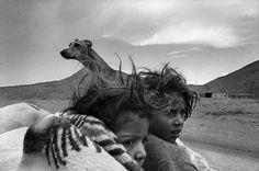 Turkey. Kars village.    Nomads.    1990 Nikos Economopoulos