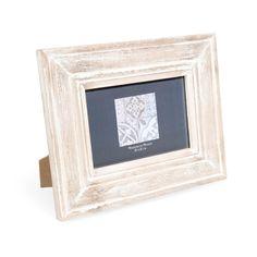Cadre photo en bois 19 x 24 cm ESTER