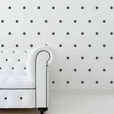 17 Home Decor Bedroom Ideas Polka Dot Wall Decals Polka Dot Walls Polka Dot Decal