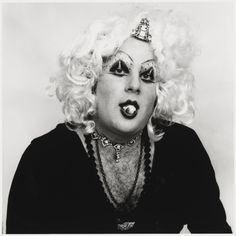 Peter Hujar-- I love this image as I love the personality of Ms. Divine. There really wasn't any photographer/photo that I did not like or was disinterested in. Every photographer exhibited provided a new thought, presence, etc that was different from the last or the next.