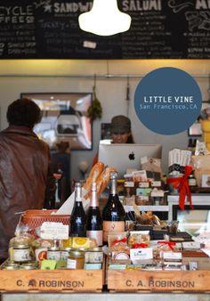Little Vine, North Beach