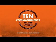 Ten commandments sermon series from a very good and trustworthy pastor, Mark Driscoll form Mars Hill Church. Church Graphic Design, Church Design, Scripture Quotes, Bible Verses, Topical Sermons, Free Sermons, Mark Driscoll, Church Sermon, Modern Church